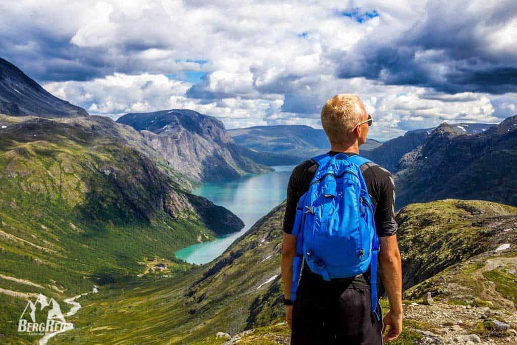 leichter Wanderrucksack ultraleicht Wandern Outdoor Blog BergReif