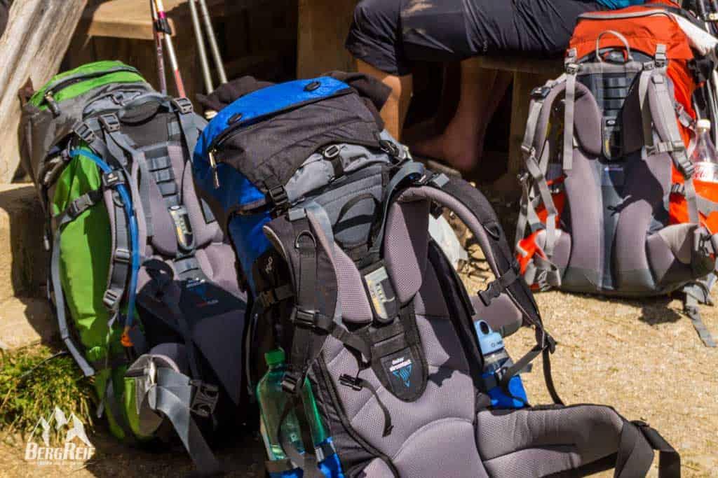 Packliste Wandern Outdoor Blog BergReif