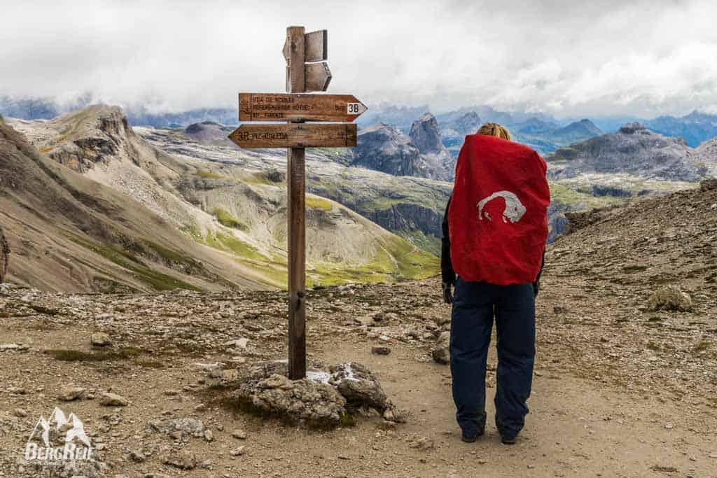 Alpenüberquerung zu Fuß Tipps Outdoor Blog BergReif