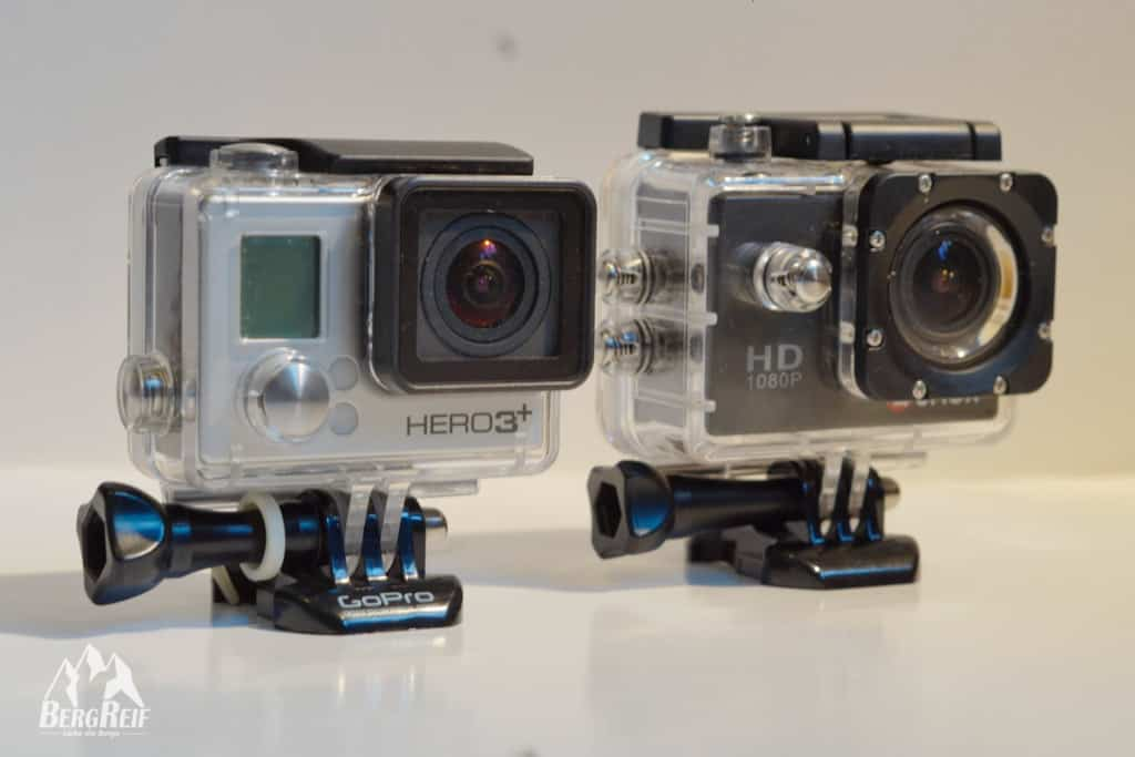 Qumox vs GoPro Outdoor Blog BergReif