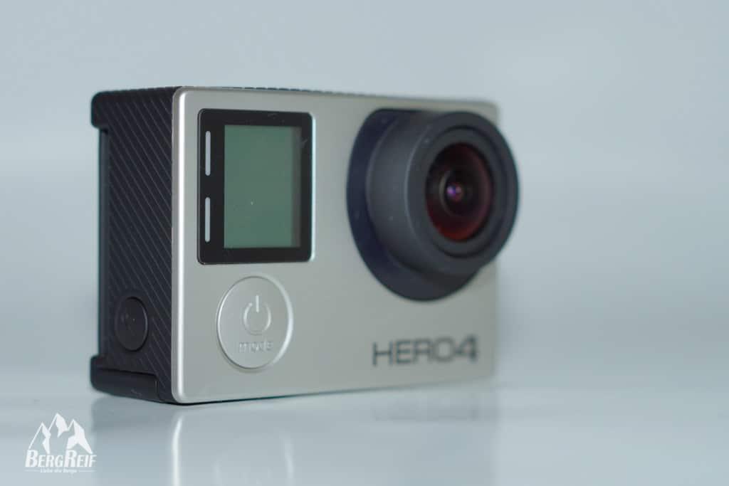 GoPro Hero 4 Silver Test Outdoor Blog BergReif