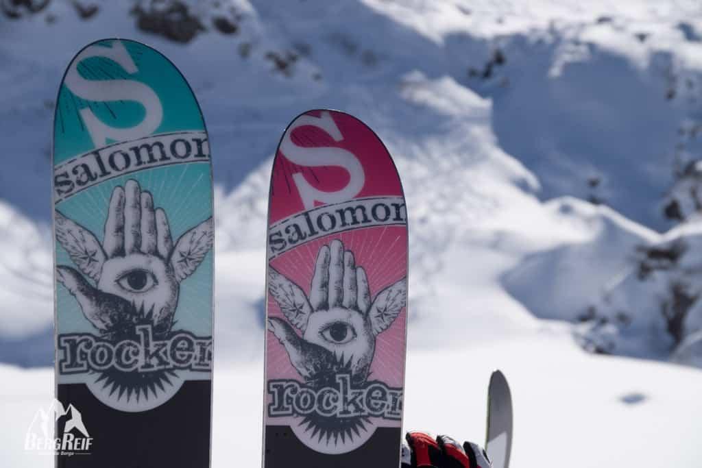 Salomon Rocker 1 Skitest Outdoor Blog BergReif