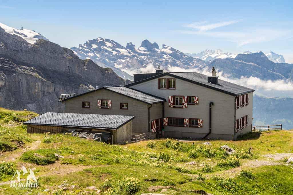 Engelberg Wandern Rugghubbelhütte Outdoor Blog BergReif