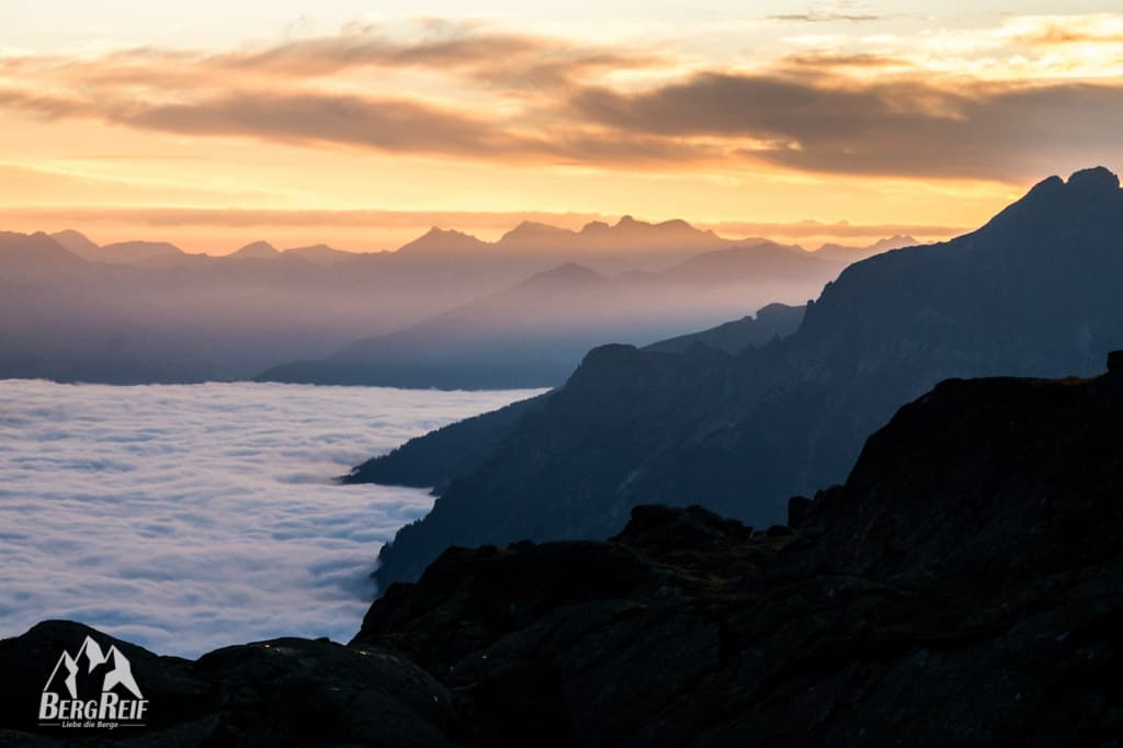 Stubaier Höhenweg Hüttentour Outdoor Blog BergReif
