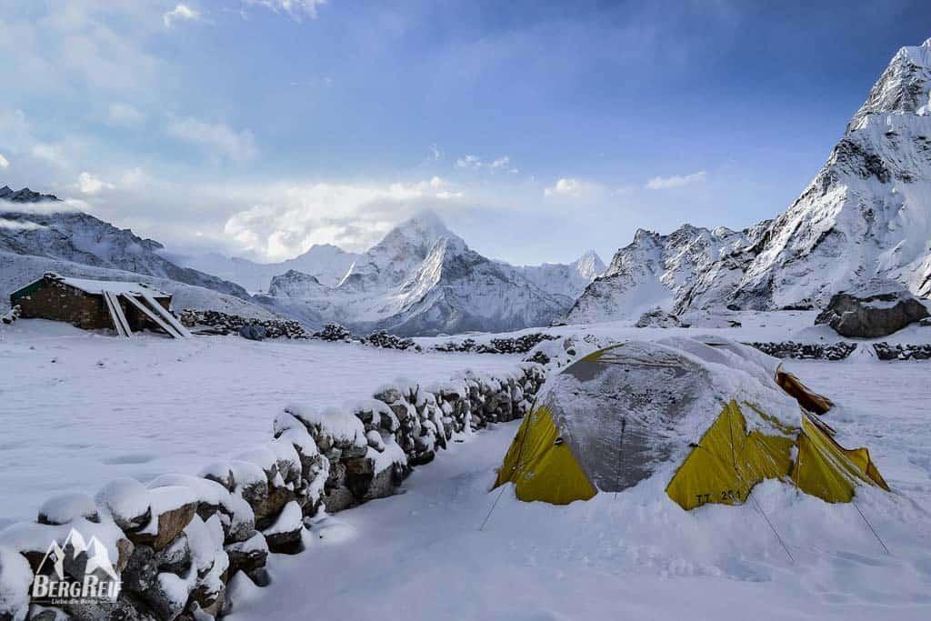 Zelten im Winter Wintercamping Outdoor Blog BergReif