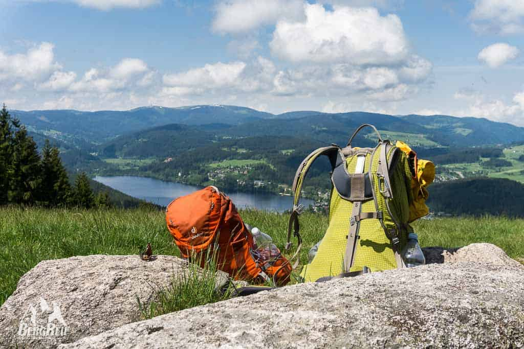Trekkingausrüstung Optimierungen-08290