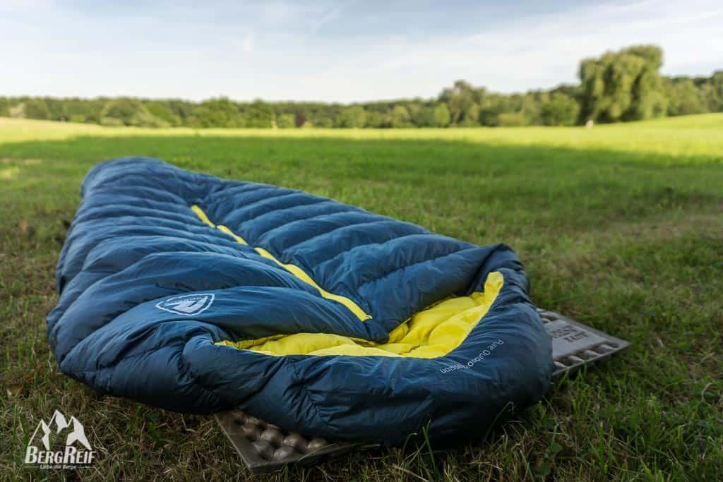 Daunenschlafsack Test Robens Pamir 250