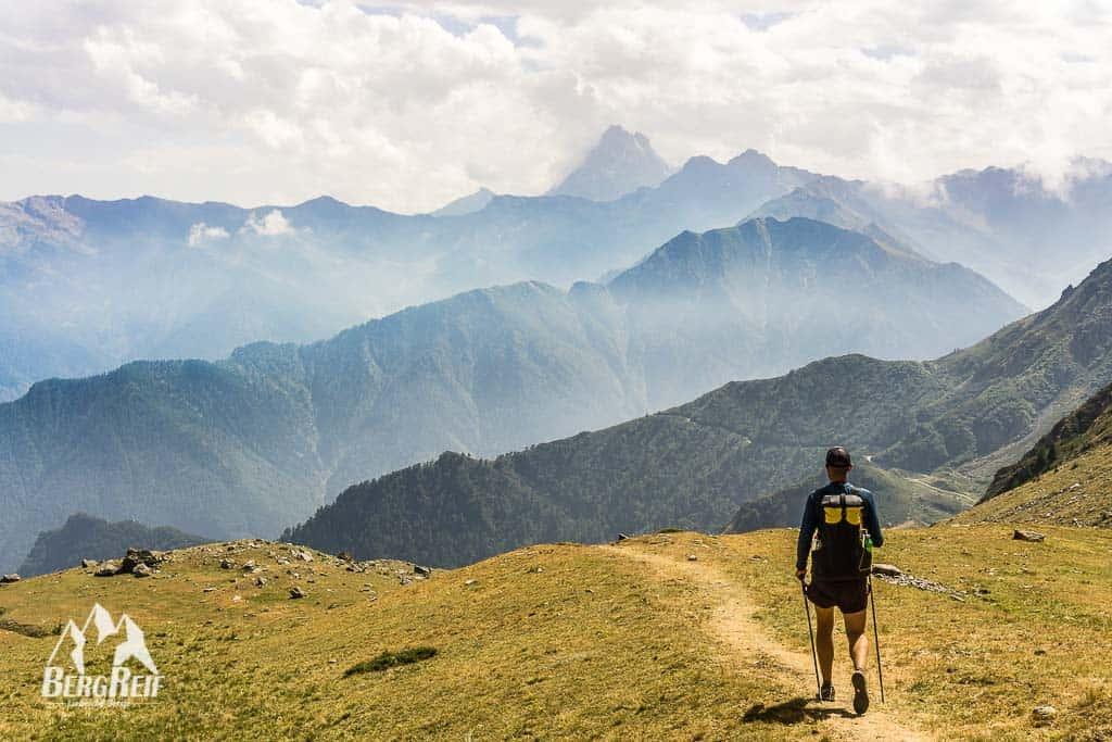 Alpenüberquerung zu Fuß Wien Nizza Alpendurchquerung