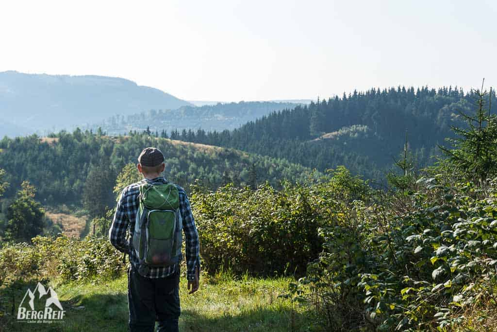 Rothaarsteig wandern Top Trails of Germany