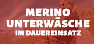 Merino Unterwäsche Test Outdoor Blog BergReif