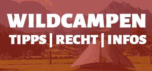 Wildcampen Outdoor Blog BergReif