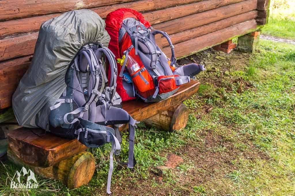 Camping Packliste ultraschwer Harzer Hexenstieg