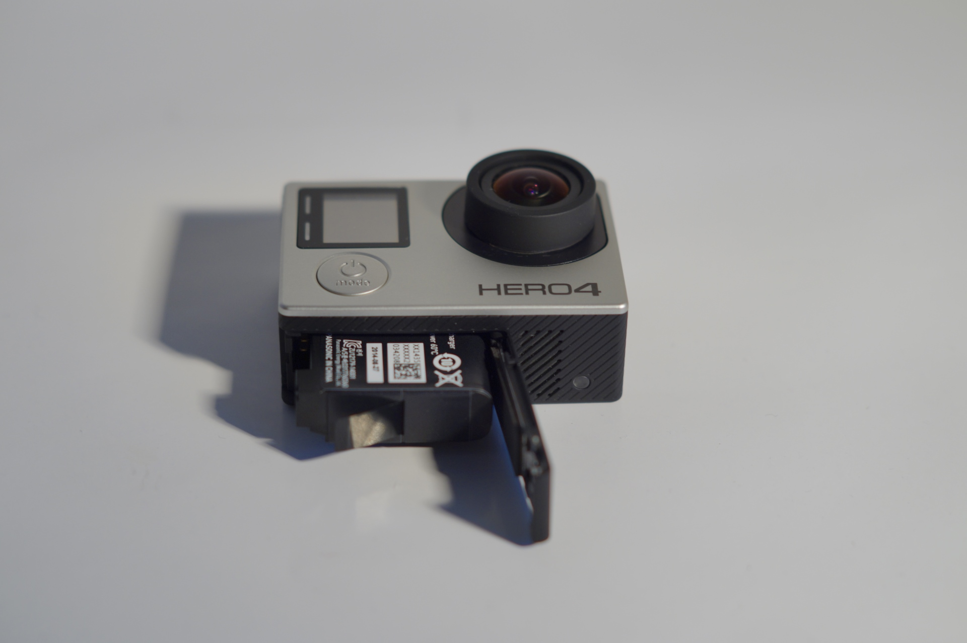 gopro hero 4 silver test action kamera review bergreif. Black Bedroom Furniture Sets. Home Design Ideas