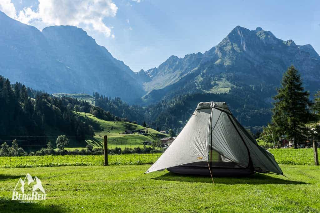 Zelt Auf Was Achten : Wildcampen tipps für das wild zelten in europa bergreif