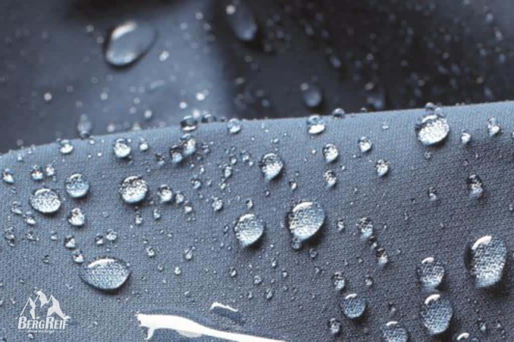 Jacke waschen umdrehen