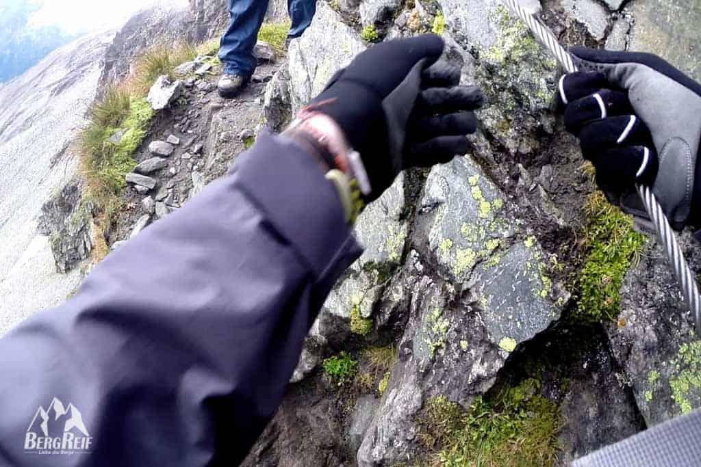 Klettersteigset Welches : Klettersteigset für den traumpfad münchen venedig nötig? bergreif