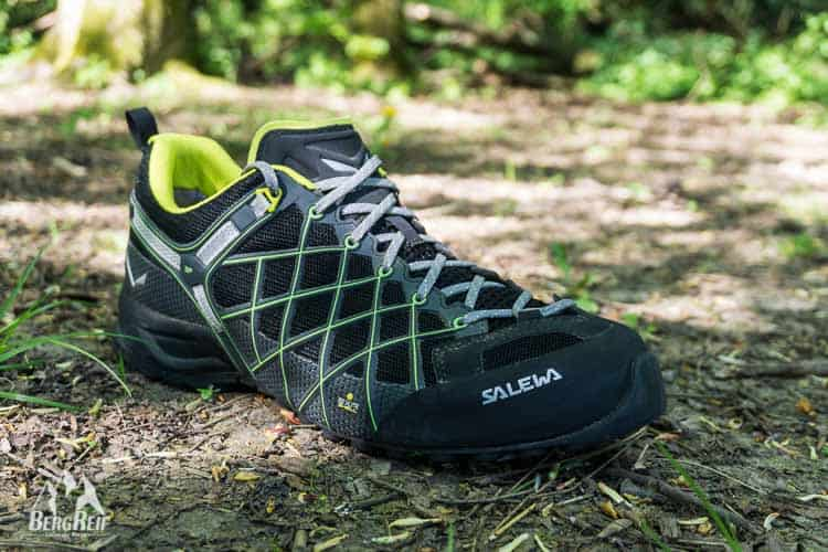 differently 58df5 e56f9 Salewa Wildfire GTX