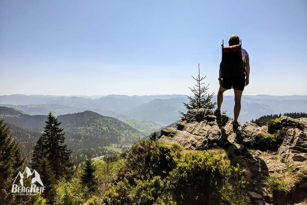 Outdoor Küche Wandern : Auf den belchen wandern 2 tagestour im hochschwarzwald bergreif